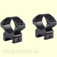 Кріплення кільця Hawke Match Mount 30 mm Weaver Medium