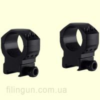 Крепление кольца Hawke Tactical Ring Mounts 30mm Weaver High