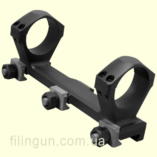 "Кріплення Nightforce (A162) X-Treme Duty - Ultralite One-Piece Magmount 1.44"" моноблок 34 мм"