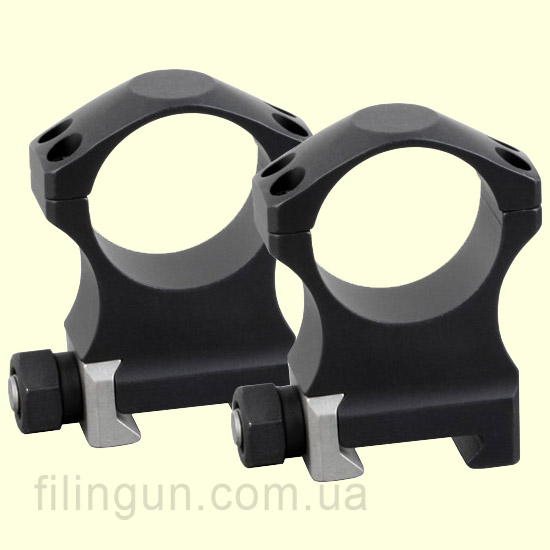 "Кріплення Nightforce (A110) X-Treme Duty - Ultralite Ring Set кільця 30 мм, 1.375"" X-High"
