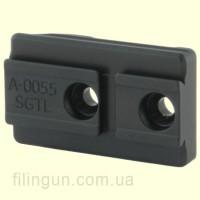 Адаптер Spuhr A-0055 на моноблок для коллиматора Aimpoint Acro