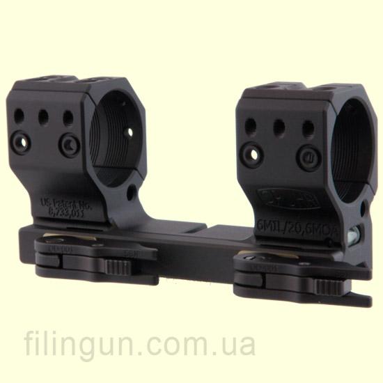 Швидкоз'ємне кріплення Spuhr QDP-4602 моноблок 34 мм, 6 MIL/20.6 MOA - фото