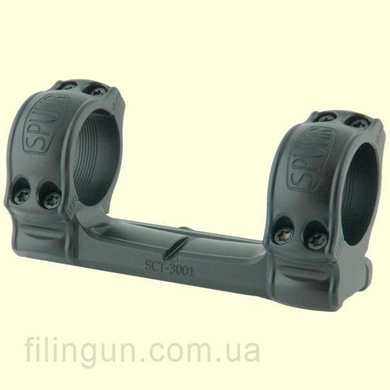 Крепление Spuhr SCT-3001A моноблок 30 мм для Тікка Т3Х/Sako TRG