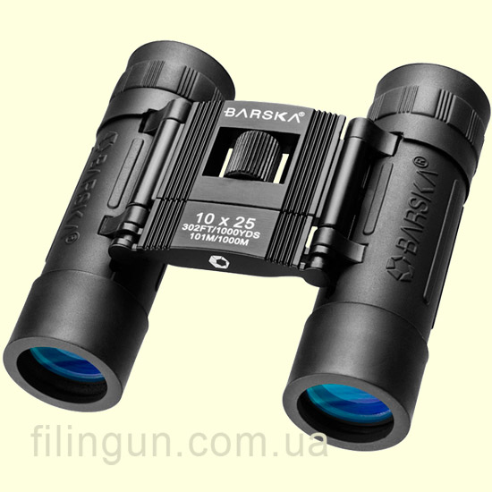 Бінокль Barska Lucid View 10x25 Black