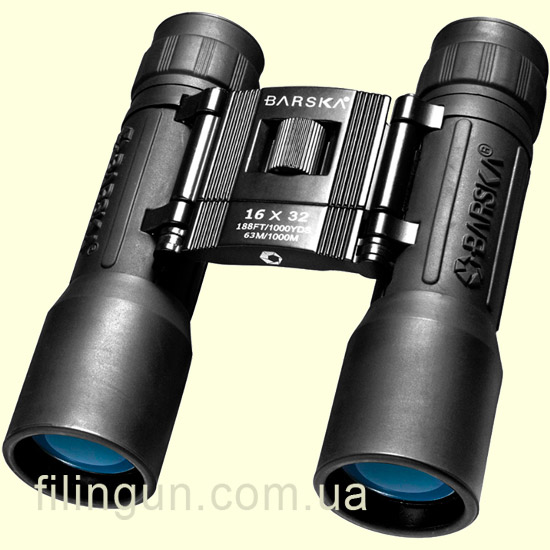 Бінокль Barska Lucid View 16x32 Black