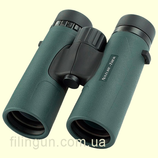 Бінокль Hawke Nature Trek 10x42 Top Hinge (Green)