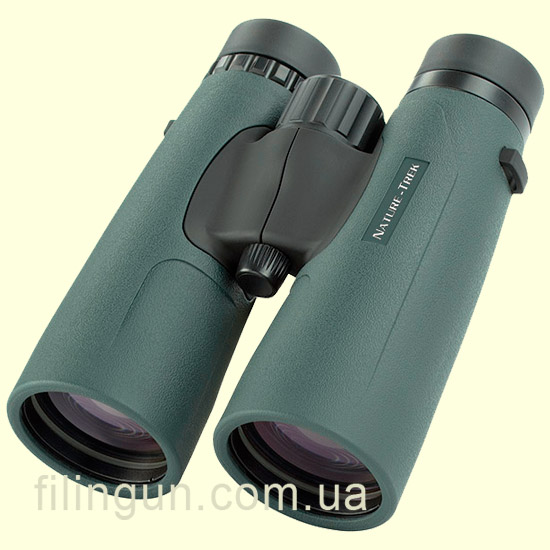 Бинокль Hawke Nature Trek 12x50 Top Hinge (Green)