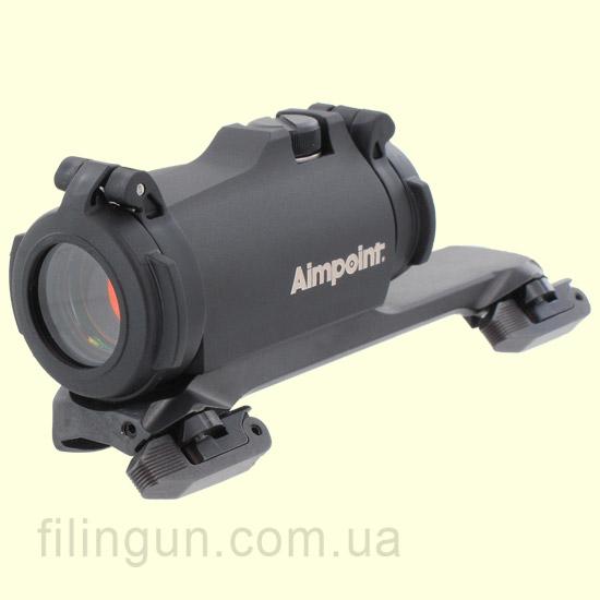 Коліматорний приціл Aimpoint Micro H-2 в комплекті з оригінальним Sauer SM кріпленням