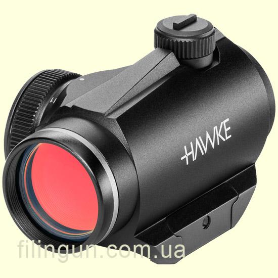 Прицел коллиматорный Hawke Vantage Red Dot 1x20 (Weaver)
