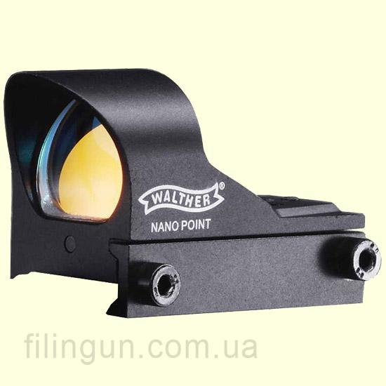 Коліматорний приціл Walther Nano Point