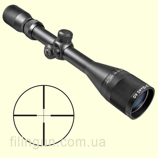 Оптический прицел Barska AirGun 3-12x40 AO (30/30)