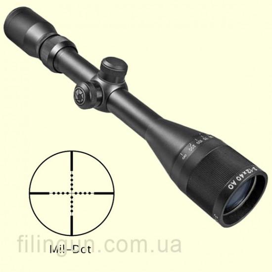 Оптичний приціл Barska AirGun 3-12x40 AO