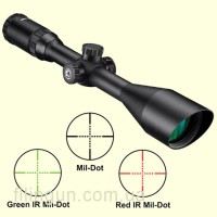 Оптический прицел Barska Blackhawk 3-12x50 (IR Mil-Dot R/G)