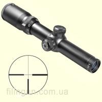 Оптичний приціл Barska Euro-30 1.25-4.5x26 (4A) + Mounting Rings