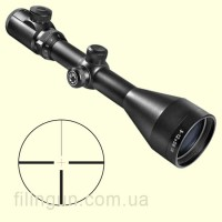 Оптический прицел Barska Euro-30 Pro 3-12x56 (4A IR Cross) + Mounting Rings