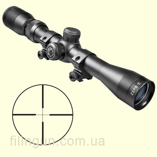Оптический прицел Barska Plinker-22 3-9x32 (30/30)