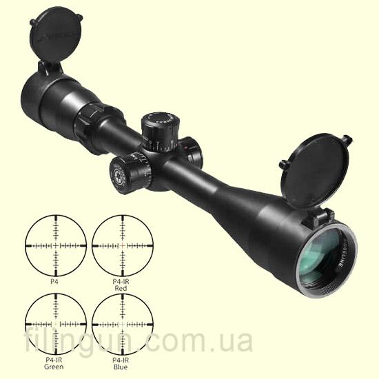 Оптический прицел Barska Ridgeline 3-12x44 (P4 IR Cross R/G/B)