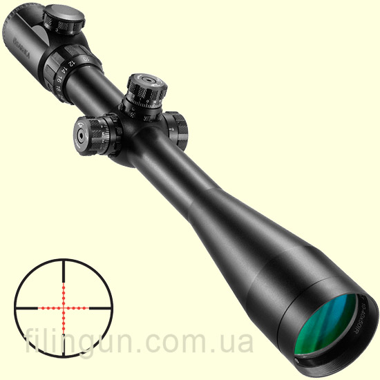 Оптичний приціл Barska SWAT Extreme 10-40x50 SF