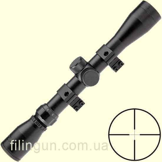 Оптический прицел BSA Optics S 3-9x32 WR - фото