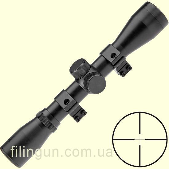 Оптический прицел BSA Optics S 4x32 WR