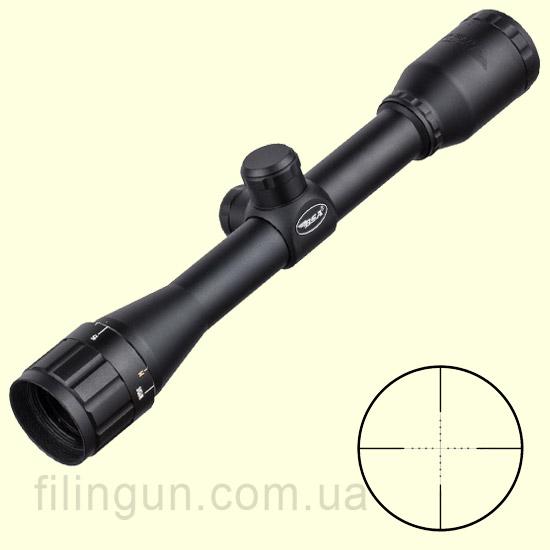 Оптичний приціл BSA Optics Essential EMD 4x32 AO