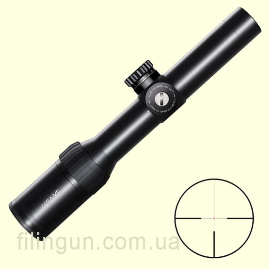 Оптический прицел Hawke Endurance 30 WA 1-4x24 (L4A IR Dot)