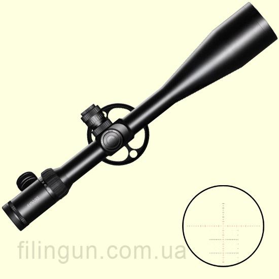 Оптический прицел Hawke Sidewinder ED 10-50x60 SF (TMX IR)