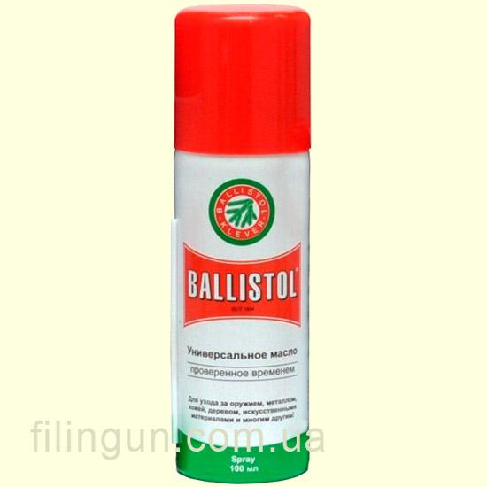 Оружейное масло Klever Ballistol Spray 100ml