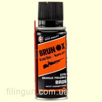 Засіб для догляду за зброєю Brunox Turbo Spray 100 мл