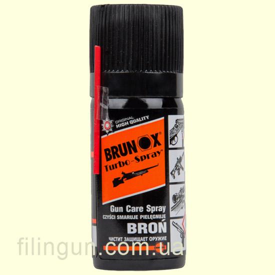 Средство для ухода за оружием Brunox Turbo Spray 50 мл