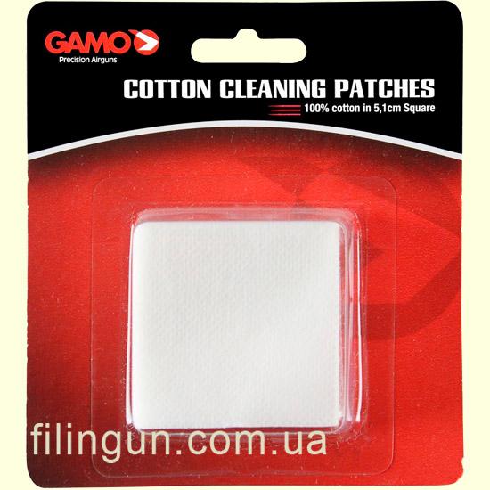 Патч для чистки Gamo Cotton Cleaning Patches - фото