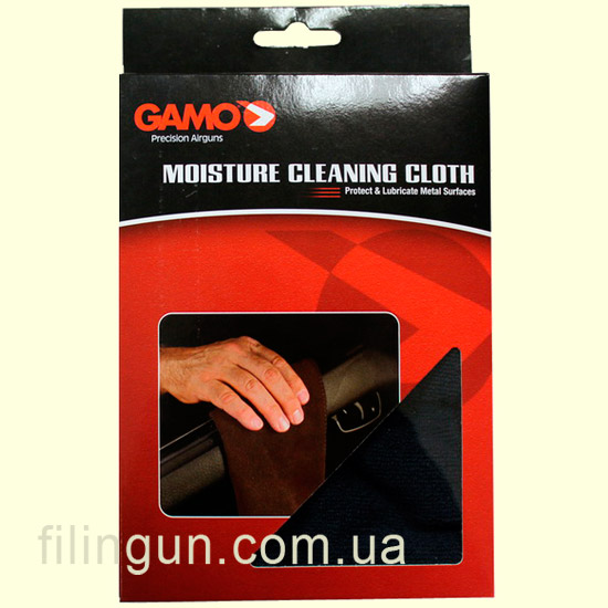 Салфетка для очистки Gamo Moisture Cleaning Cloth