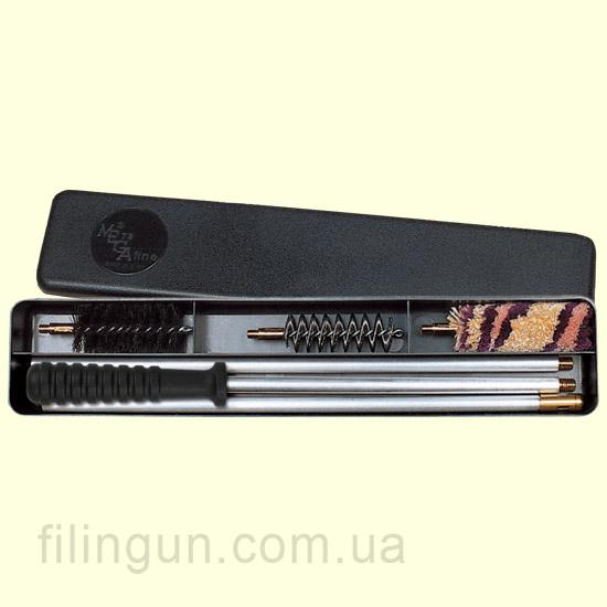 Набір для чищення MegaLine 12 калібр пластикова коробка - фото