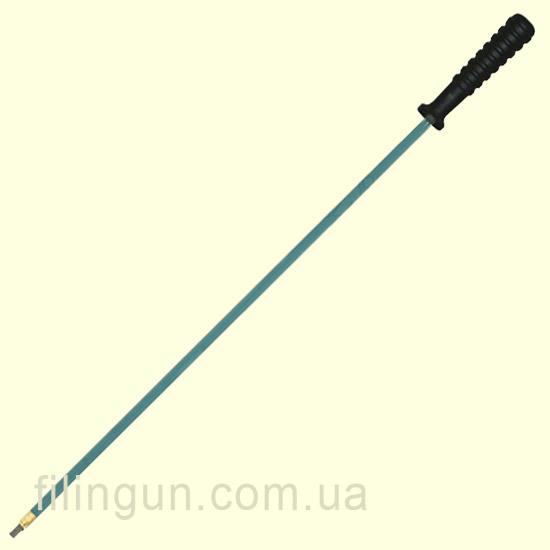 Шомпол MegaLine для гвинтівок 5 мм. алюміній в оплетке