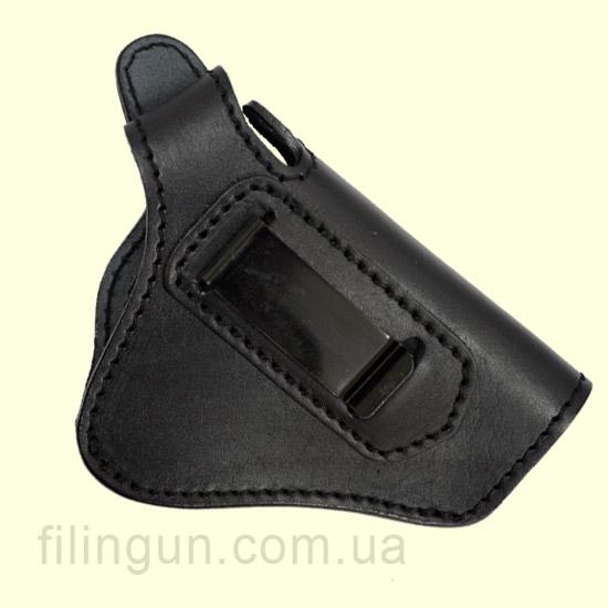 Кобура поясная для револьверов РКС - фото