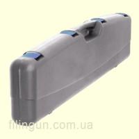 Кейс MEGAline 125х25х11 серый
