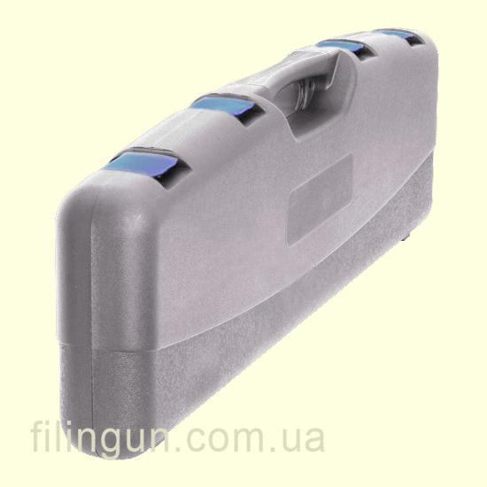 Кейс MEGAline 97х25х10 серый оружейный