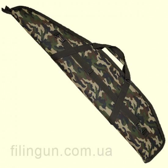 Чохол для гвинтівки Камуфляж 110 см