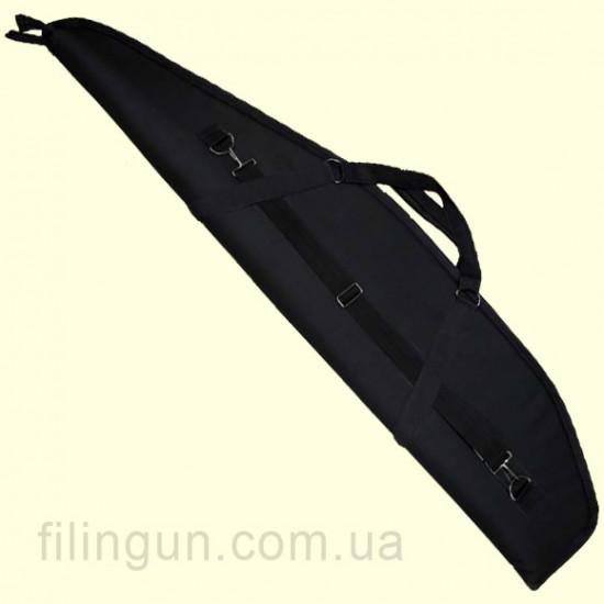 Чехол для винтовки Чёрный 125 см - фото