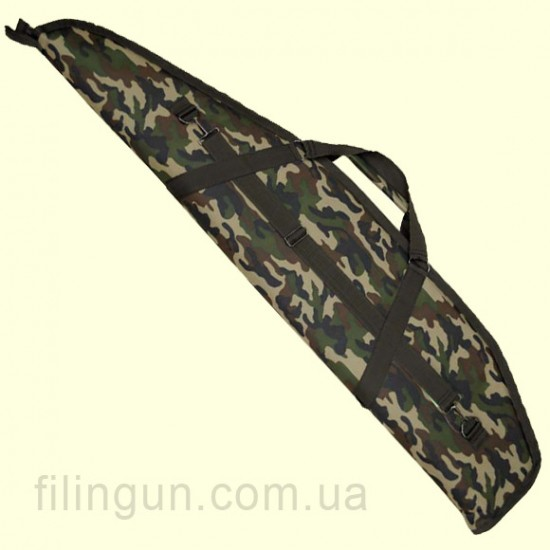 Чохол для гвинтівки Камуфляж 135 см