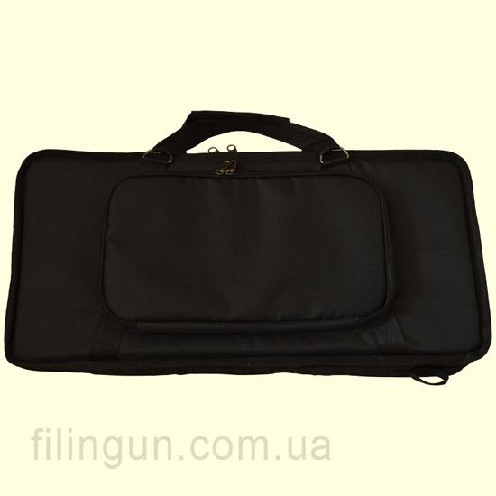 Чохол для рушниці Буллпап 70 см чорний