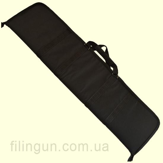 Чохол-рюкзак для зброї Чорний 125 см