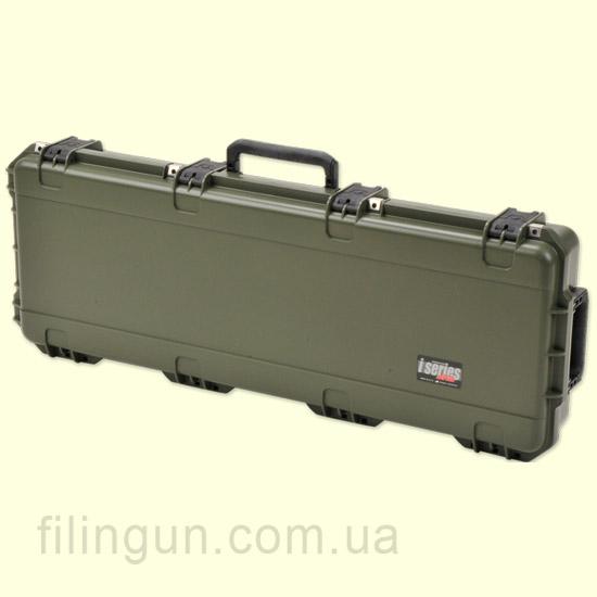 Кейс SKB оружейный 128х36.8х15.2 OD Green