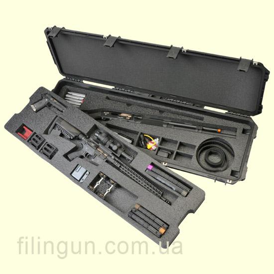 Кейс SKB 3-GUN для карабіна, рушниці, пістолета і аксесуарів 128х36.8х15.2