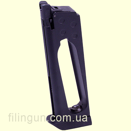 Магазин для пневматичного пістолета Colt M45 CQBP