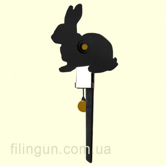 Мішень пневматична автоматична СЕМ Кролик