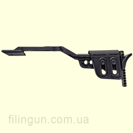 Приклад телескопічний Zoraki для пістолета HP-01