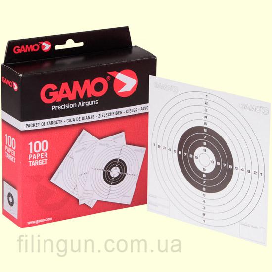Мишень Gamo Packet 100 Targets - фото