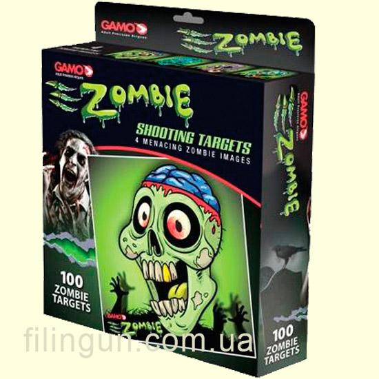 Мишень Gamo Zombie 100 Targets