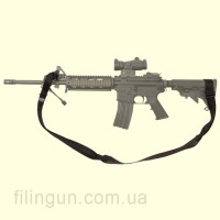 Ремень ружейный BLACKHAWK! Rapid-Adjust Two-Point Sling Black